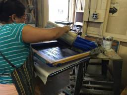 RI screen printing