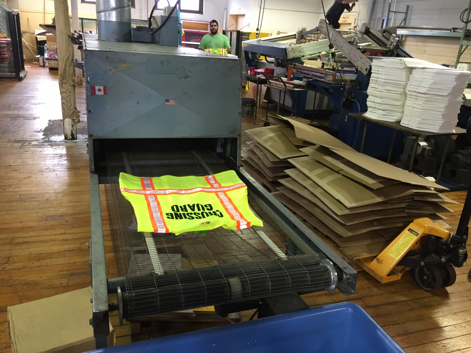 custom screen printing in RI