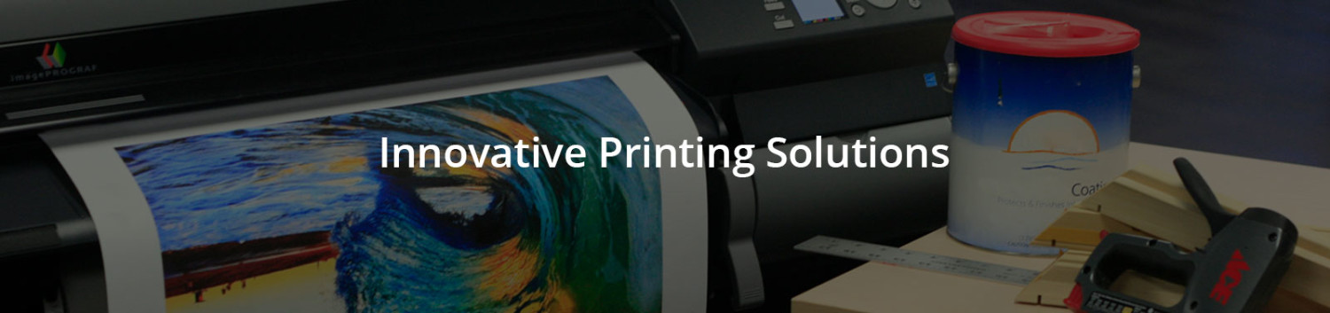 innovative printing solutions - screen printing RI