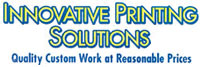 Innnovative Printing Solutions, Screen Printing RI