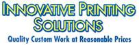 Innnovative Printing Solutions, Screen Printing RI